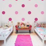 Polka Dot Wall Decoration