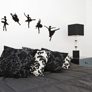 BalletDancers wall art
