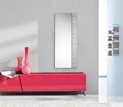 Elegant Mirror Wall Decoration