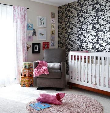 Kids room Nursery wall decoration