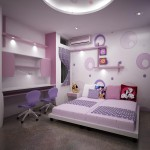 Kids Room Wall Decoration Idea
