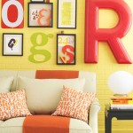 Letters Wall Decoration