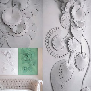Living Room3D wall decoration