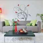 Refreshing Living Room wall decoration