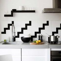 Mosaic Kitchen wall decoration