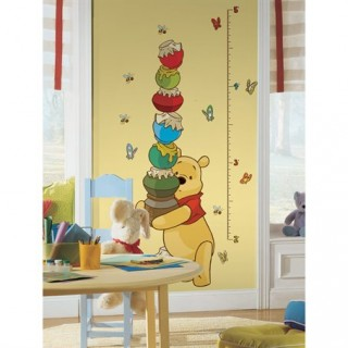 Pooh wall decoration for kids room