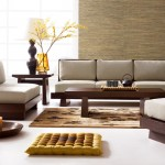 Textured Wall decoration for Living room