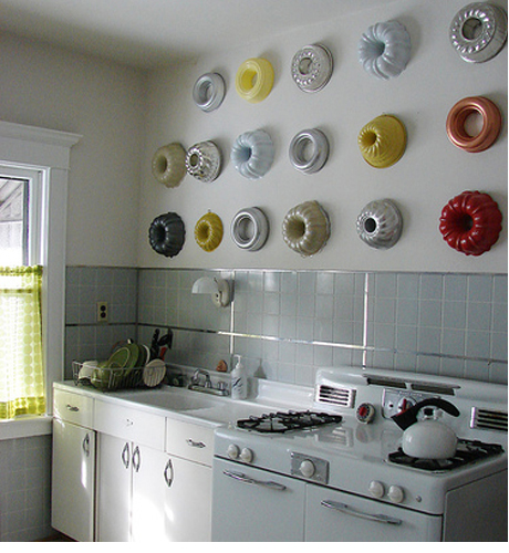 moulds wall decoration
