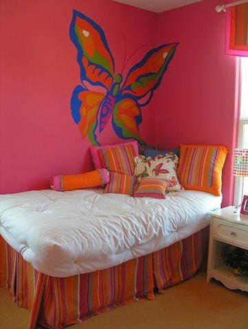 Butterfly Wall decoration for kids room