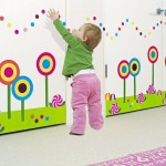 Candy Wall Decoration for Kids room