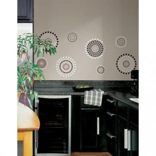 Fusion wall decoration