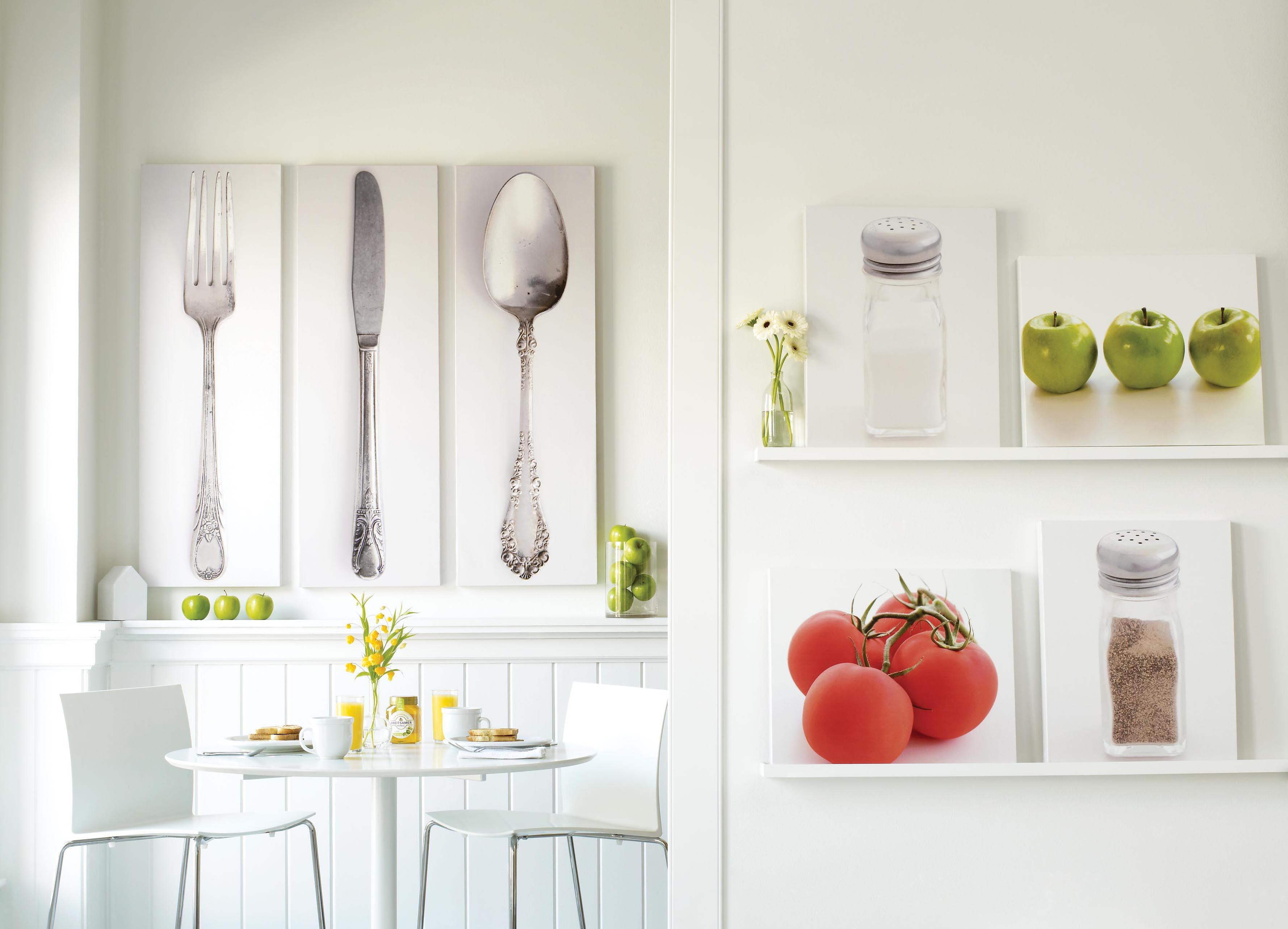 Modern Kitchen Wall Art