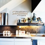 Sticker Kitchen wall decoration
