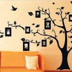 Photo Frame Tree Wall Decor