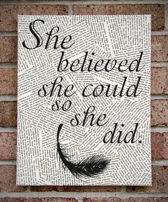 Quote Wall Art:
