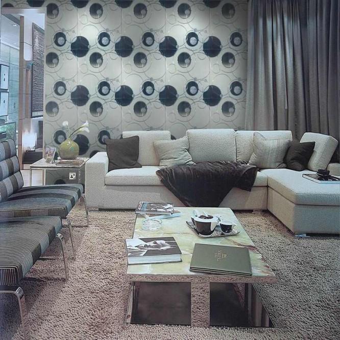 Decorative Glass Wall Panels Wall Tile Decor Metal Drapery ...