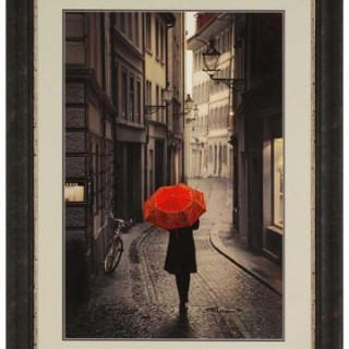 Decorate your living room with framed artwork