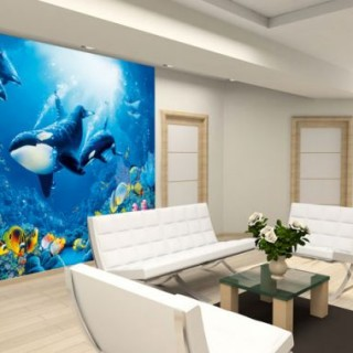 Interact with the wild oceanic creatures