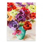 Blooming Bouquet Wall Art