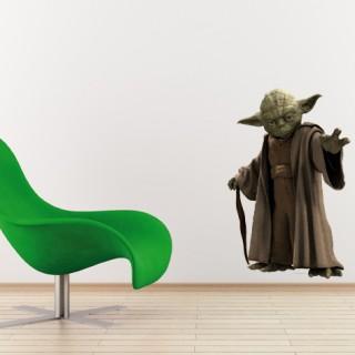 Yoda 3D Wall sticker