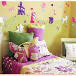 Kids Wall Decorating with Removable Decals