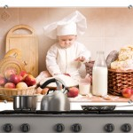 Professional Baker – Kitchen Splashback