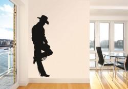 Cowboy Wall sticker