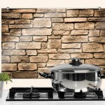 Italian Stone Wall – Kitchen Splashback