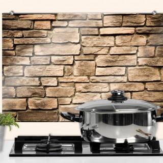 Italian Stone Wall - Kitchen Splashback