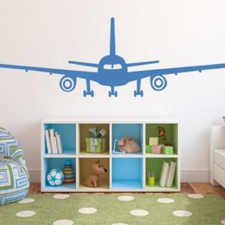 Plane Wall sticker